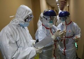 Reanimasiyada olan koronavirus xəstələrinin sayı açıqlandı