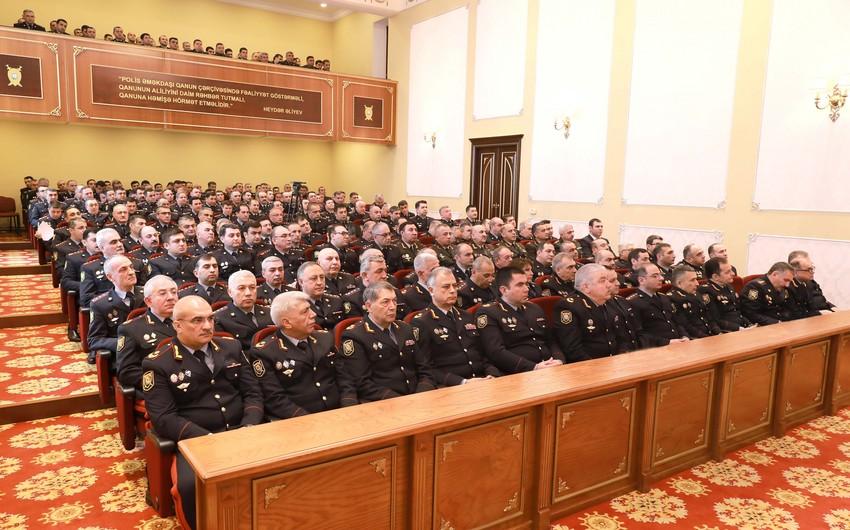 """Nazir: """"Vətəndaşlara dəymiş 52 milyon manatdan çox maddi ziyanın 92,7 faizi istintaq zamanı ödətdirilib"""""""