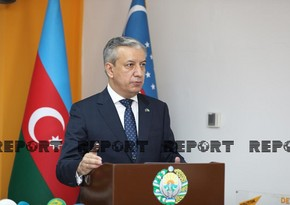 Özbəkistan səfiri: 5 ayda Azərbaycanla ticarət dövriyyəsi 30% artıb