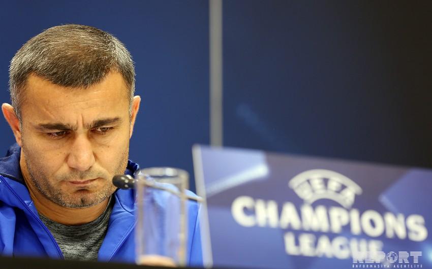 Гурбан Гурбанов: Не стоит обманывать себя, у нас нет футболиста, который смог бы выступать в клубах Рома и Атлетико - ИНТЕРВЬЮ