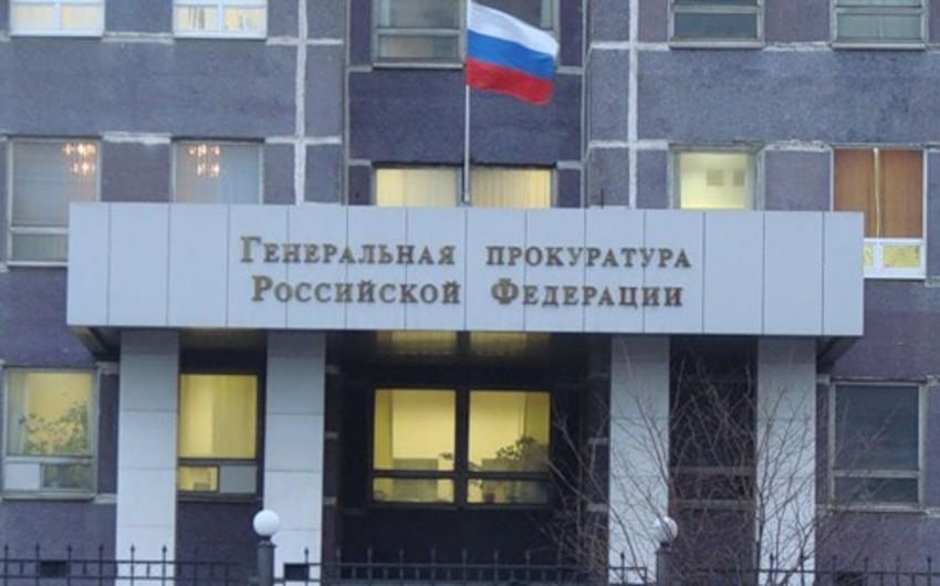 Rusiya Baş Prokurorluğu əmək miqrantları üçün federal kvota tətbiq etməyi təklif edib