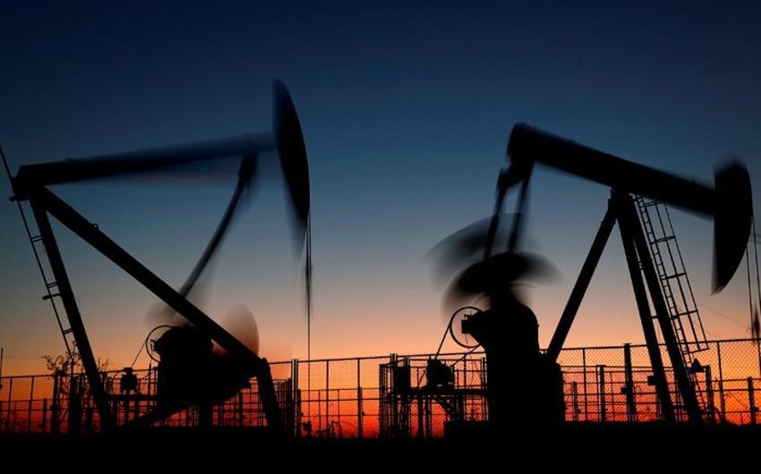ABŞ-da neft hasilatı martdan bəri 20% azalıb
