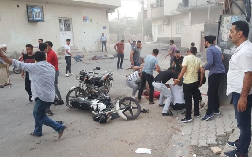 Terrorçuların atəşi nəticəsində Türkiyənin 18 dinc sakini həlak olub