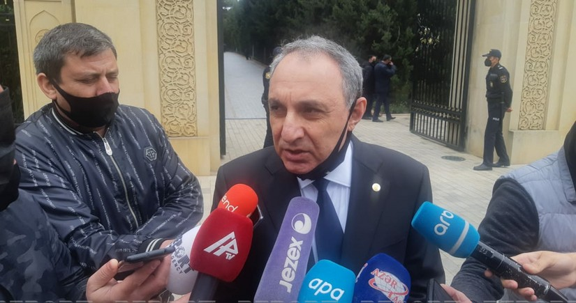 Kamran Aliyev comments on reports regarding Tartar case