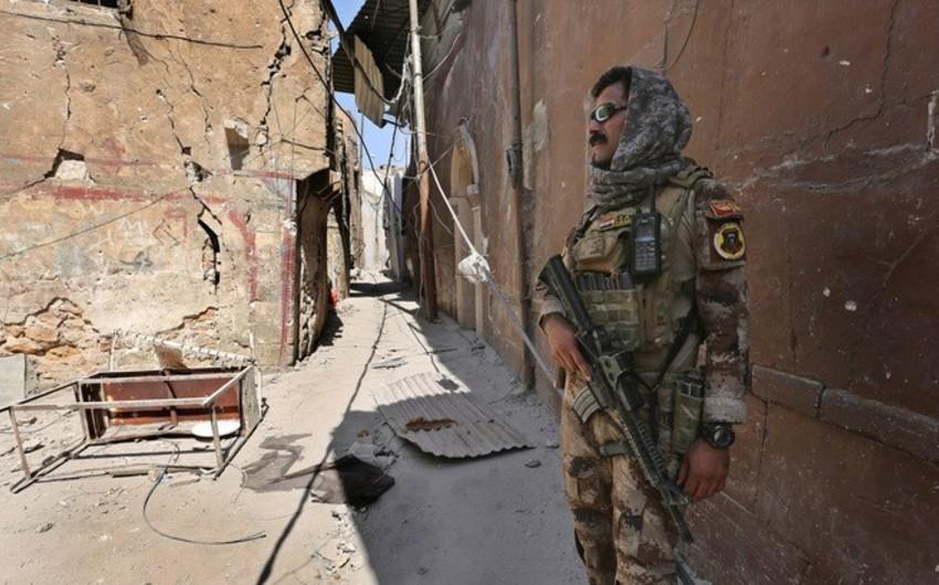 İŞİD-in sabiq lideri Əbu Bəkr əl-Bağdadinin müavini yaxalanıb - FOTO