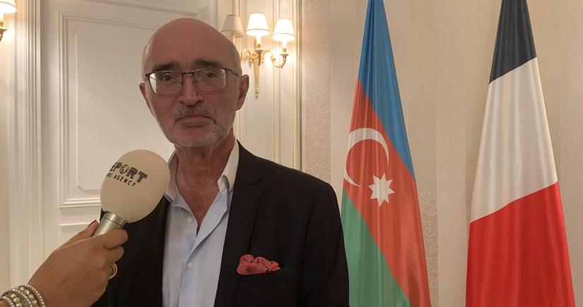 Fransalı professor Ermənistanın Azərbaycana qarşı müharibə aparmasını pisləyib
