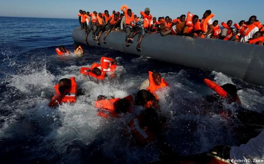 Xeyriyyə təşkilatı Aralıq dənizində 6 min qaçqını xilas edib