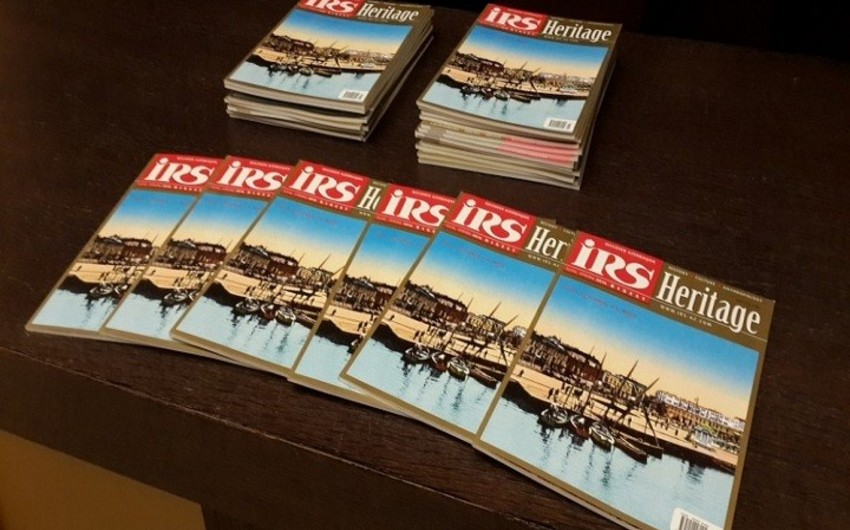 """""""İRS"""" jurnalının Vyetnam dilində növbəti buraxılışı çap olundu"""