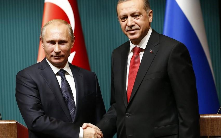Ərdoğan: Bu şəraitdə Putinlə əlaqə yaratmağımın mənası yoxdur