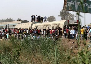 Egypt: Death toll from train crash rises to 23