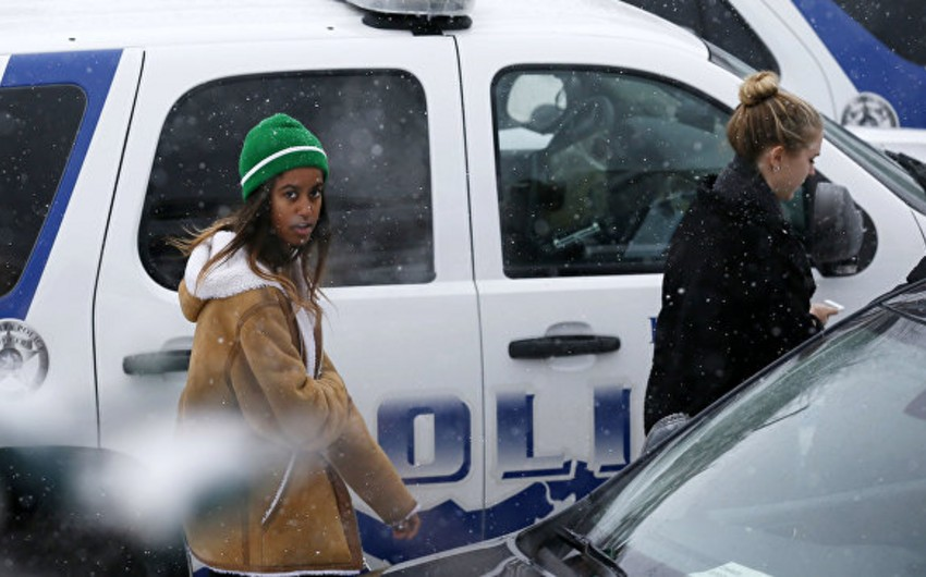 Obama's daughter joined Dakota Access pipeline protest rally