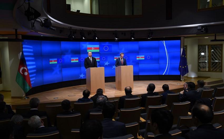 Donald Tusk: Dağlıq Qarabağ münaqişəsi ilə bağlı status-kvo bu cür davamlı qala bilməz
