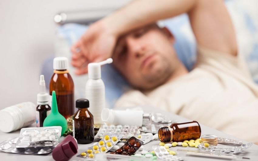 Nazirlik rəsmisi: Bu gün heç bir ölkədə qrip virusu ilə bağlı pandemik vəziyyət qeydə alınmayıb