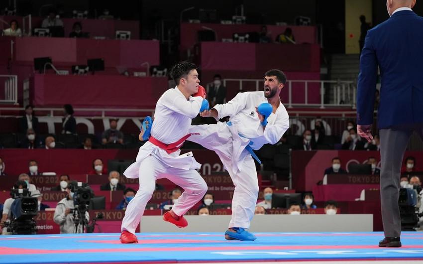 Tokio-2020: Azərbaycan karateçisi medal şansını itirib