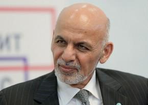 Media: Afghan president is in Abu Dhabi