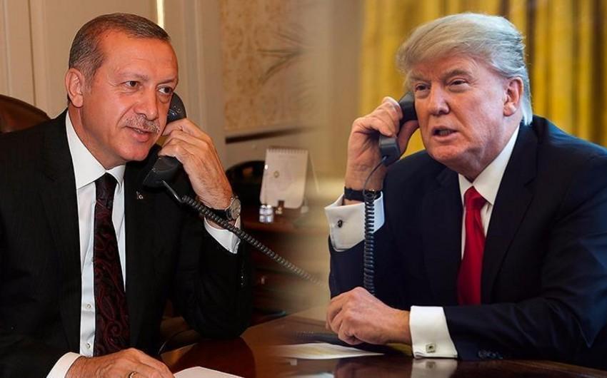 Türkiyə və ABŞ prezidentləri Suriya və İraqdakı son vəziyyəti müzakirə ediblər