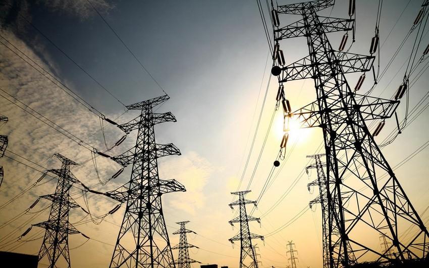 Ötən il Gürcüstanın idxal etdiyi elektrik enerjisinin 80%-dən çoxu Azərbaycanın payına düşüb