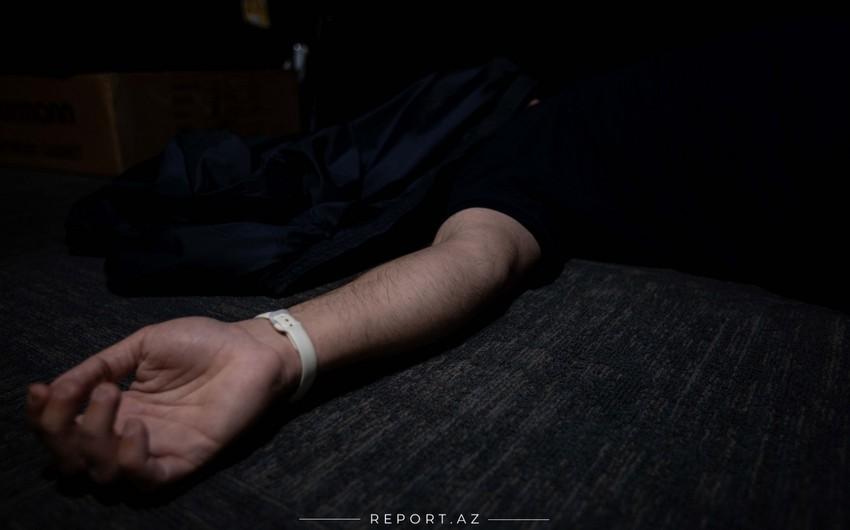 Abşeronda 33 yaşlı şəxs intihar edib