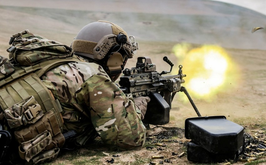 Armenians fire at Azerbaijani positions 25 times