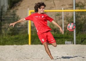 Portuqaliyalı futbolçu: Azərbaycan millisi aqressiv komandadır