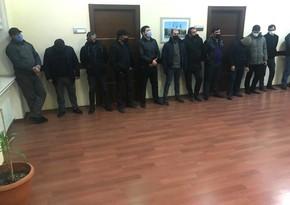 Bakıda karantini pozan kafelər aşkarlandı, 26 nəfər cərimələndi