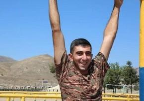 Aprel döyüşlərinin iştirakçısı olmuş erməni zabitin meyiti aşkarlandı
