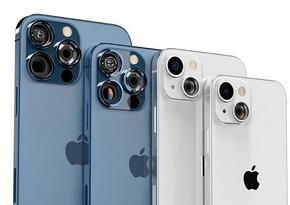 Внешний вид нового поколения смартфонов iPhone 13 стал известен до презентации