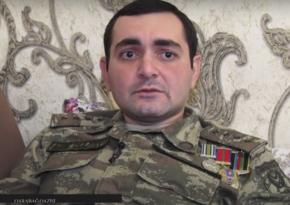 Qarabağ qazisi Asim Quliyev: Dörd gün yaralı halda döyüş bölgəsində qaldım