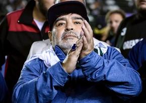 Maradonanın son müraciəti yayıldı