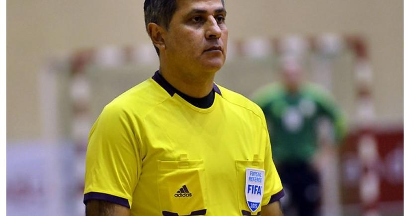 Азербайджанский судья-инспектор назначен на матч Россия-Армения