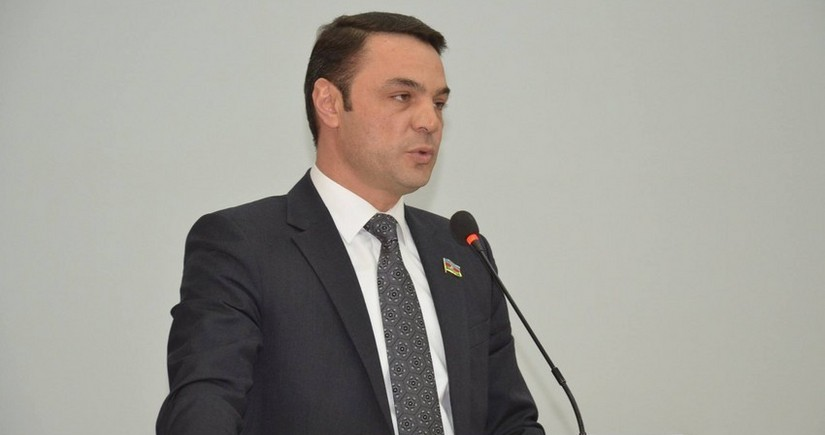 Deputat Eldəniz Səlimov: Səhv etmişəm, üzr istəyirəm