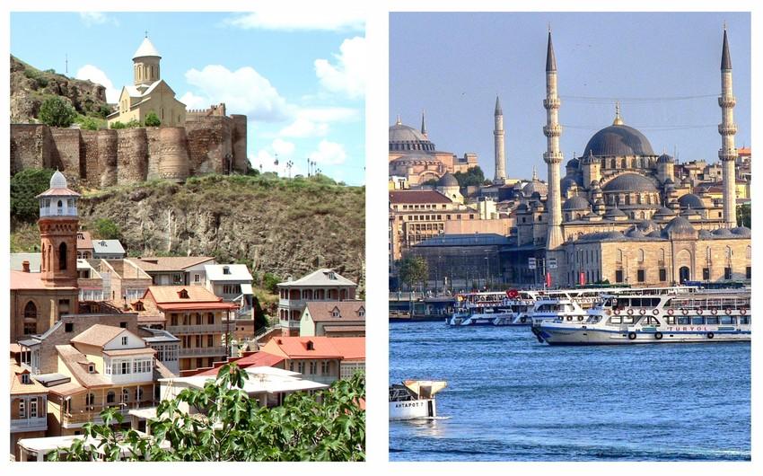 İstanbulla Tbilisi qardaşlaşmış şəhərlər elan olunub