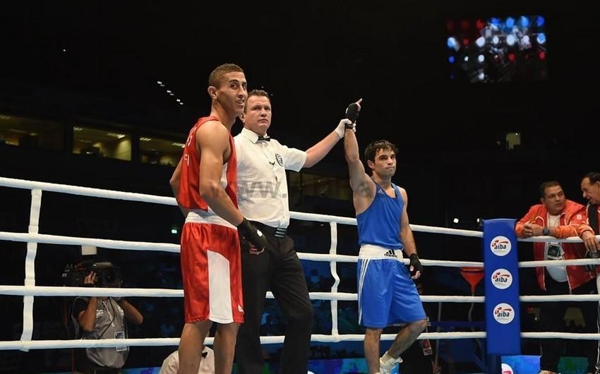 Bu gün Azərbaycanın 2 boksçusu dünya çempionatında final döyüşünə çıxacaq