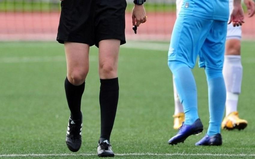 В Иране трансляцию матча прерывали более 100 раз из-за женщины-арбитра