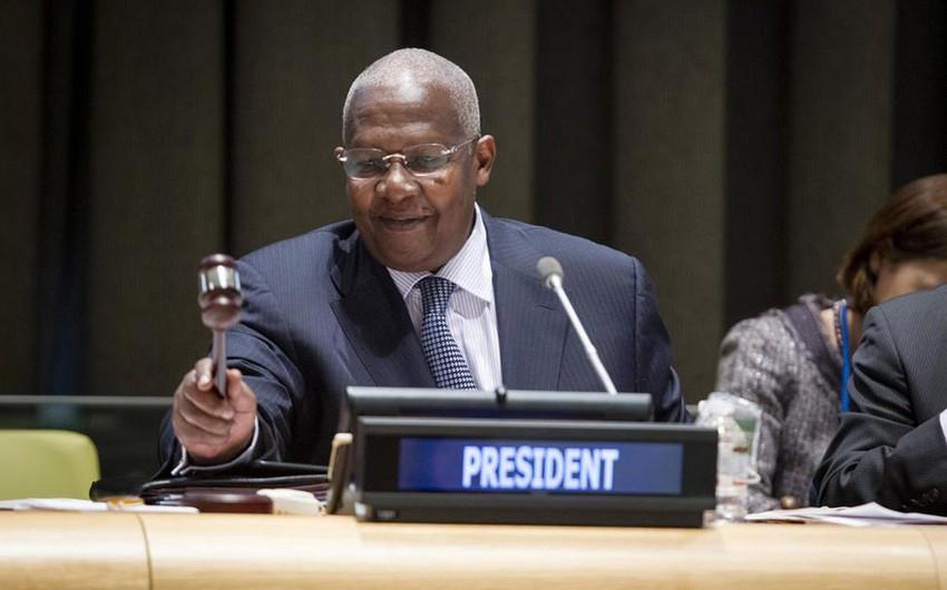 Nyu-Yorkda BMT Baş Assambleyasının 69-cu sessiyası başa çatıb