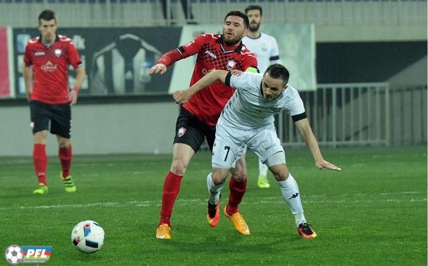 Состоится последняя игра 6-го тура Премьер-лиги Азербайджана по футболу