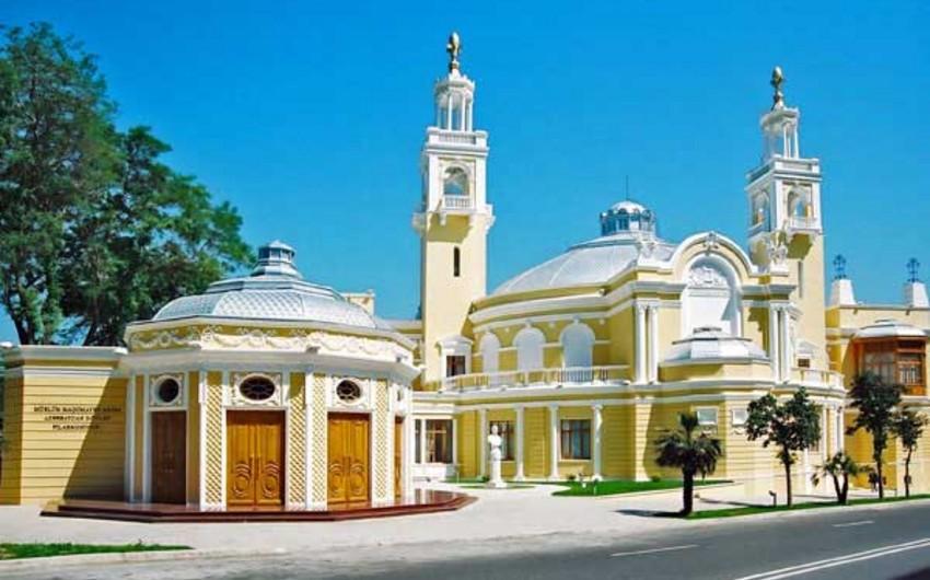 Qazaxıstan Filarmoniyasının kollektivi Bakıya gəlir