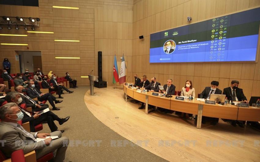 Иностранным дипломатам рассказали об экологических преступлениях Армении
