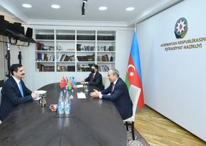 Микаил Джаббаров: Азербайджано-турецкие отношения достигли пика