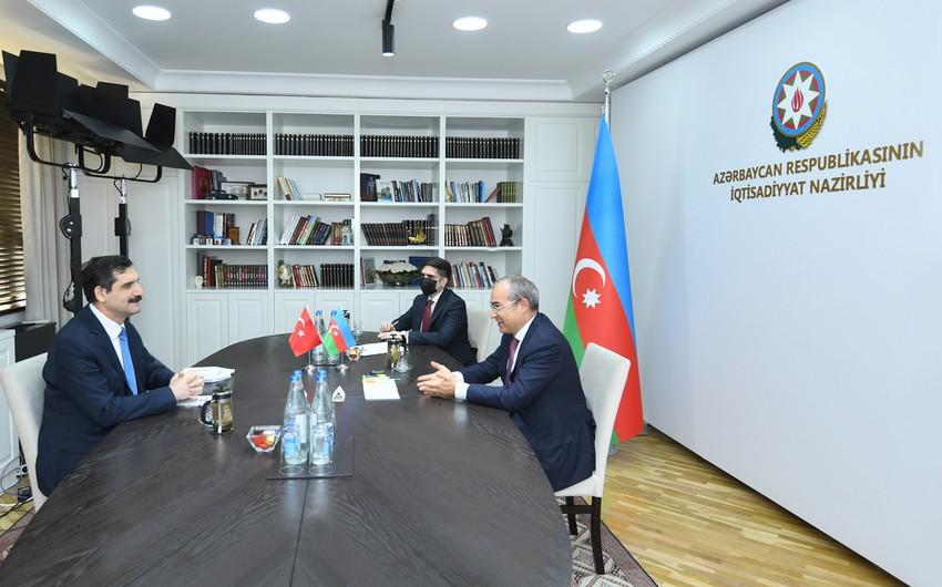 Mikayıl Cabbarov: Azərbaycan-Türkiyə əlaqələri ən yüksək zirvəyə çatıb