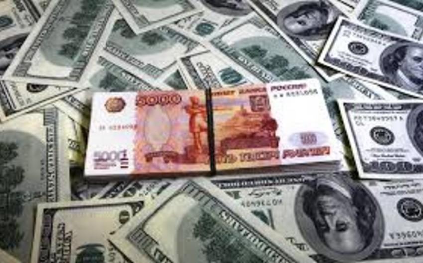 Rusiya vətəndaşlarının valyuta tələbi son 2 ildə maksimuma çatıb