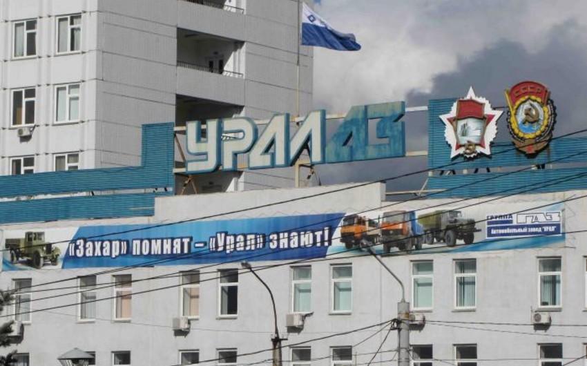 Ural avtomobil zavodu Azərbaycanda birgə müəssisə yaratmaq niyyətindədir