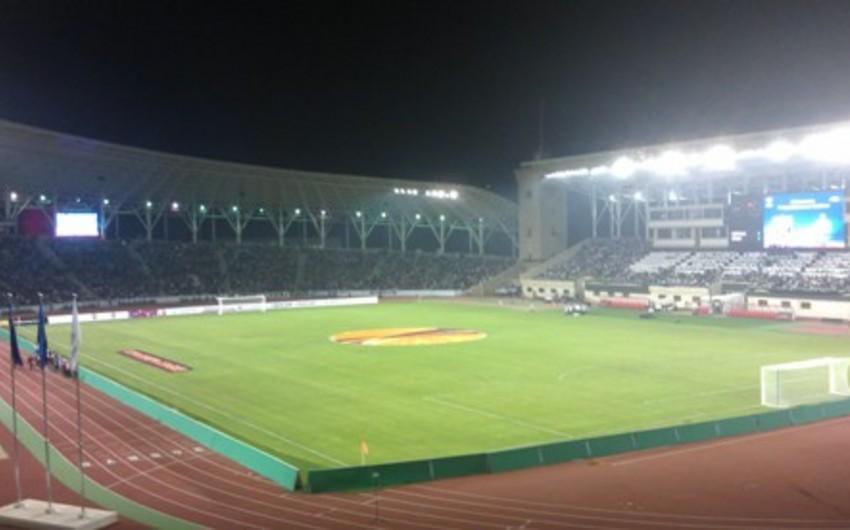 Qarabağ klubu Avropa kubokları üçün ev arenalarını müəyyənləşdirib