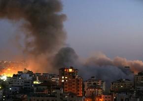 ХАМАС выпустил 130 ракет по Израилю, есть погибшие и раненые