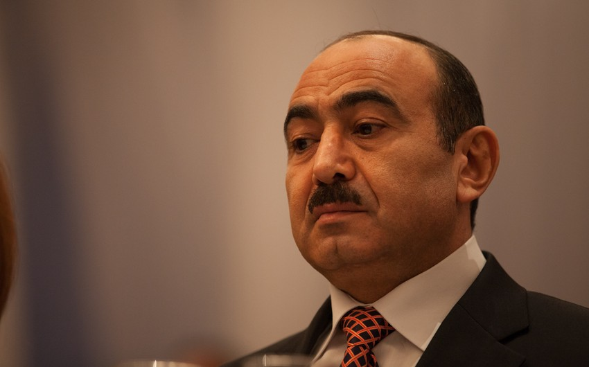 Ali Hasanov: National Atlas will contribute to just settlement of Nagorno-Karabakh conflict