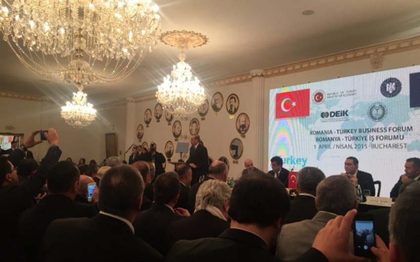 SOCAR attends Turkish-Romanian Business Forum