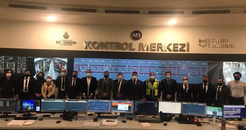 Bakı metrosu İstanbul metrosu ilə qarşılıqlı əməkdaşlığı genişləndirəcək