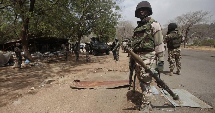 Nigeriyada BMT bazasına hücum edilib
