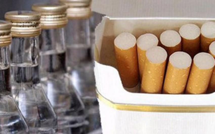 Azərbaycan tütün məmulatlarının idxalını artırıb