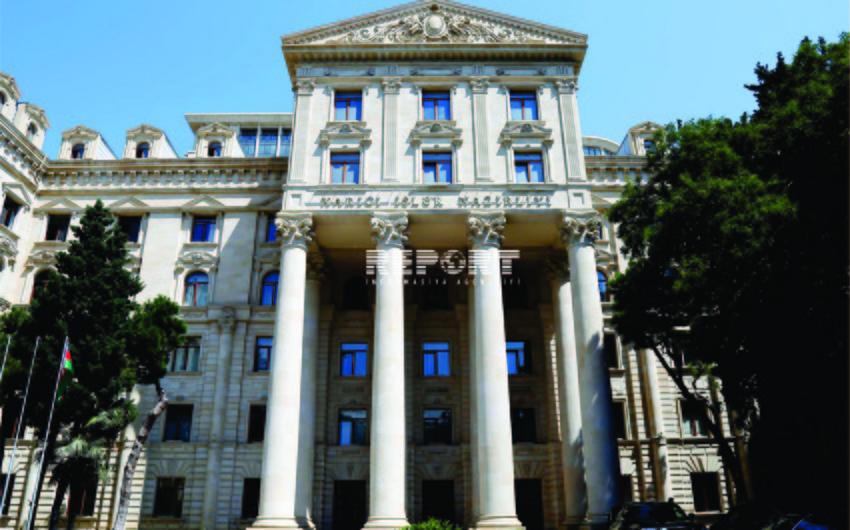 Azərbaycan XİN: Dövlət Departamentin sözçüsünün ölkəmizlə bağlı açıqlamarı əsassız və qəbuledilməzdir